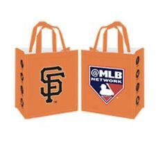 5f1c5f7d9 Presale San Francisco Giants SGA MLB Network Grocery Tote Bag 7/7/19 Vs