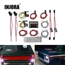 Led LED Light Set for 1:10 RC Car Crawler Traxxas TRX4 Ford Bronco Ranger XLT