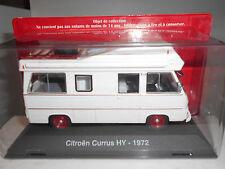 CITROEN CURRUS HY 1972 CAMPING CAR HACHETTE 1:43