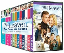7th Heaven: The Complete TV Series Season 1 2 3 4 5 6 7 8 9 10 11 Boxed DVD Set