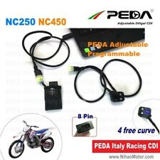 Programmable Racing CDI NC250 NC450 Zongshen DC 4 Map Unlimited Ignition igniter