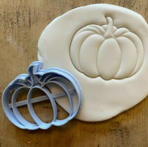 Pumpkin cookie/ biscuit cutter, decorating ideas, autumn, spice, cute, halloween