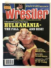 The Wrestler Magazine June 1990 Hulk Hogan Sting Lex Luger Ric Flair