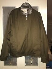 Aquascutum Harrington Jacket Size Medium