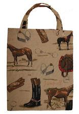 Damentaschen aus Baumwolle mit Tiermuster und mittlerem Wasserbedarf