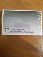 Mary Kay Beauty Blotters Oil -Absorbing 75 Tissues