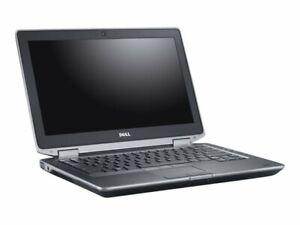 """Dell Latitude E6630 i7-3520M 8GB 250GB SSD 13.3"""" Screen Win 10 Pro"""