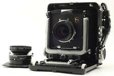 【N MINT- New Bellow 2Lens】 Wista 45D Field Camera Nikon W 150 , 180mm from JAPAN