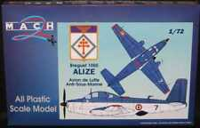 Mach 2 Models 1/72 BREGUET 1050 ALIZE French Navy ASW Aircraft