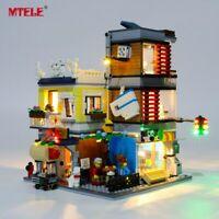LED Light Up Kit For LEGO 31097 CREATOR Townhouse Pet Shop & Café Lighting Set