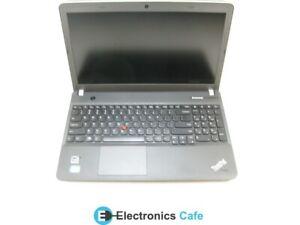 """Lenovo Edge E531 15.6"""" Laptop 2.30 Ghz i3-2348M 4GB RAM (Grade B No Battery)"""