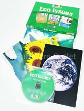 Eco Issues Environment Educational Cards CD School Learning Teaching Speechmark