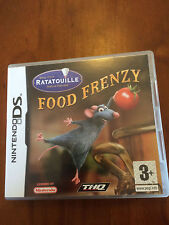 Disney Pixar Ratatouille Food Frenzy Nintendo DS - NDS