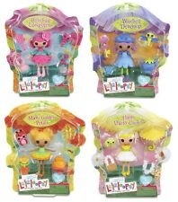 Mini Lalaloopsy Doll - Series 6 Pack of 4  - Brand New