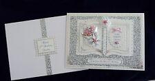 Birthday Card Mum/Daughter/Sister/Friend etc A4 Handmade & Personalised Boxed