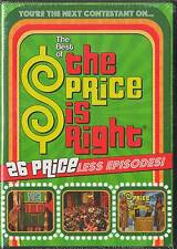 The Best of the Price is Right  (4 Disc Set)  BRAND NEW