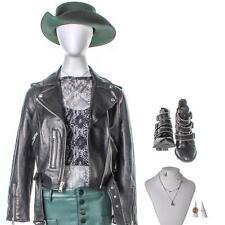 The Lovebirds Mrs Hipster Catherine Cohen Screen Jacket Shirt Skirt & Shoes Sc12