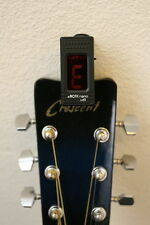 CLIPON DIGITAL Chromatic Electric/Acoustic Guitar TUNER