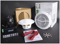 """E-Audio 5.25"""" Bluetooth Ceiling Speaker Kit With Cable & Amp - cheapest on ebay"""