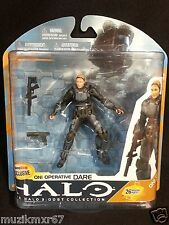 McFarlane GAME STOP Excl Halo 3 ODST Collection ONI OPERATIVE DARE - RARE!