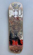 Shortys Chad Muska Silhouette Vintage Og Htf Rare Skateboard Deck