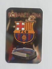 CALENDARIO FUTBOL CLUB BARCELONA 2011.