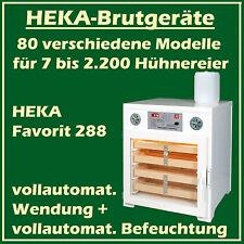 Heka FAVORIT 288 - Incubateur avec entièrement automatique humidification,pour
