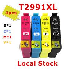 4X 29XL 29 T2991 XL Generic ink Cartridges for Epson XP 442 235 335 432 435 245