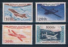 B1376 -  TIMBRE DE FRANCE - Poste Aérienne N° 30 à 33 Neufs**