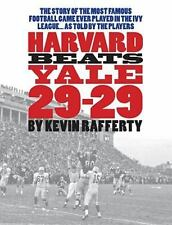 Harvard Beats Yale 29-29 by Rafferty, Kevin
