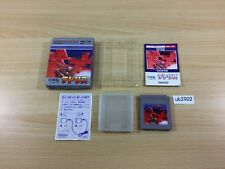 ub2902 Tetris BOXED GameBoy Game Boy Japan