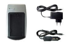 Cargador para Panasonic Lumix DMC-FZ7 FZ8 FZ18 FZ30