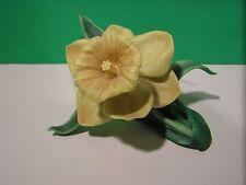 LENOX YELLOW DAFFODIL GARDEN Flower Figurine MINT - NO BOX