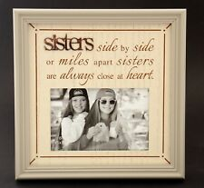 Sister Quality Photo Picture Frame Birthday Gift Christmas Present