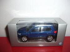 (23.3.15.1) VW Volkswagen Tiguan bleu voiture 3 inch inches Norev 1/54