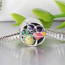 NEW AUTHENTIC PANDORA Charms bead Mixed Enamel