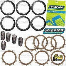 Apico Clutch Kit Steel Friction Plates & Springs For KTM SX 85 2003-2017 03-17