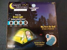 Dream Glimmers Airbed Kids Travel Bed Inflatable Portable Toddler bed, free ship
