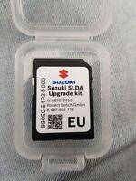 NEW !! Carte SD Suzuki SLDA Europe 2016 2017 / 990E0-54P34-000 (990E0-62RA1-000)