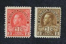 CKStamps: Canada Stamps Collection Scott#MR3 MR4 Mint H OG