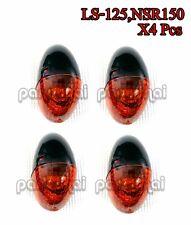 Honda NSR150SP NSR150RR LS125 Nova Dash 125 turn signal Turn light OEM 4Pcs/set
