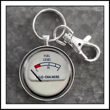 Allis Chalmers Gas Gauge Photo Keychain Tractor Key Chain 🚜🚜🚜🎁🎁🎁