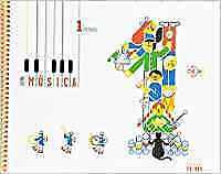 (17).MUSICA 1ºPRIMARIA (SUPERPIXEPOLIS). ENVÍO URGENTE (ESPAÑA)