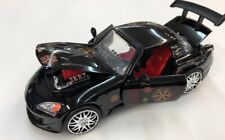 JADA Fast And Furious Chan's Honda S2000 Black 1:24 Diecast Car