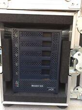 Lacie Biggest S2S 5 Disc Dur 500 GB En Flight Case