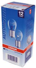 10 x Osram Glühbirne 12V 21/4W BAZ 15d 7225 Rücklicht Nebelschlußlicht Lampe KFZ