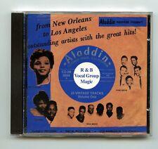 Doo Wop CD - V/A - Aladdin & Imperial R&B Vocal Group Magic Vol 1- Imperial 9084