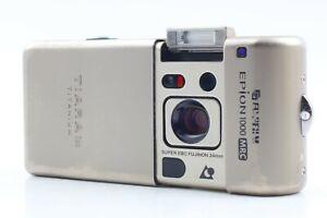 【EXC+++】Fujifilm Epion 1000 MRC TIARA ix TITANIUM APS Film Camera ✈FedEx From JP