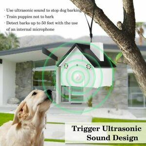 Anti Barking Device, Bark Control, Dog Whistle to Stop Barking, Ultrasonic Dog B