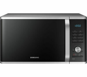 Samsung MS28J5215AS Microwave Oven 1000W 28L with Digital Control - Silver